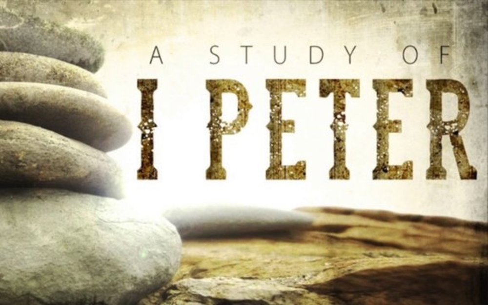 Women\'s Bible Study: 1 Peter